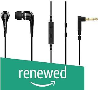 (Renewed) SoundMagic ES11S Headphones (Black)
