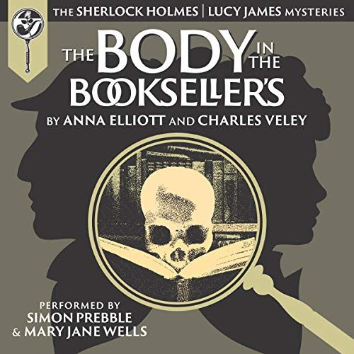 The Body in the Bookseller's cover art