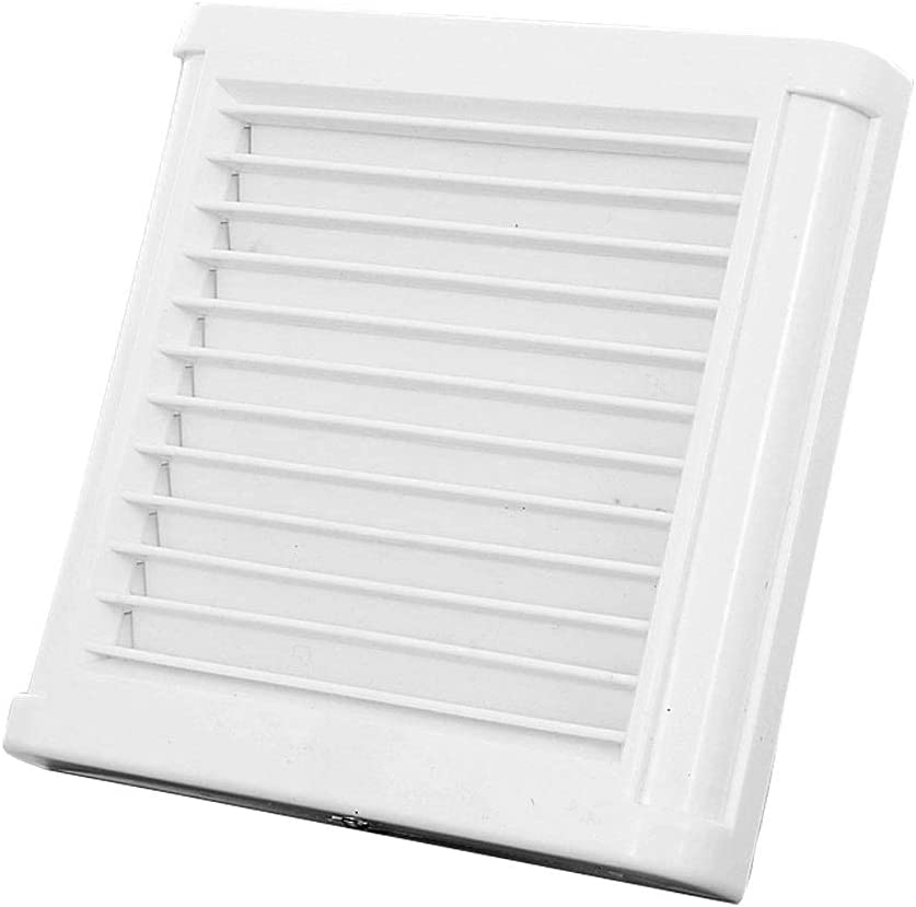 Extractor de baño silencioso a Prueba de Agua Extractor de ventilación Ventilador Fuerte para Ventiladores de ventilación de Ventana de Inodoro de Cocina