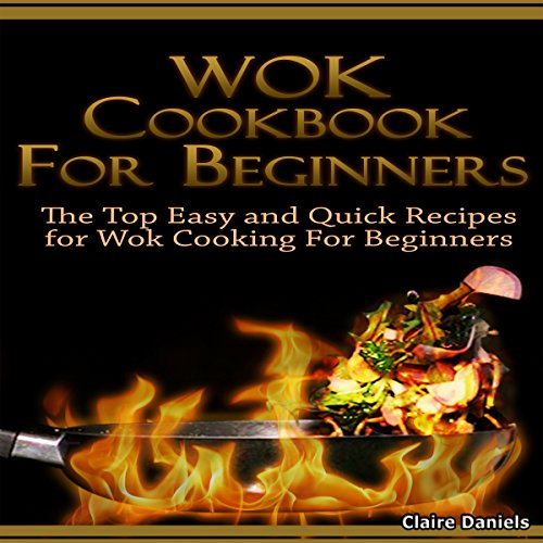 Wok Cookbook for Beginners 2nd Edition cover art