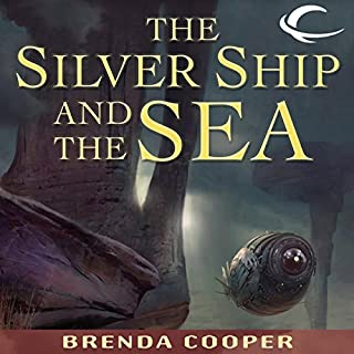 The Silver Ship and the Sea audiobook cover art