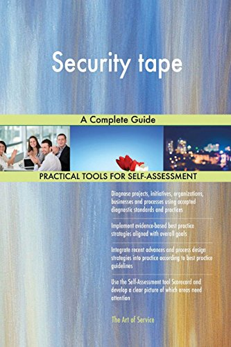 Security tape: A Complete Guide