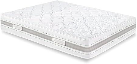 Eminflex Venezia Materasso Touch Foam E Memory Foam Bianco Singolo 80x190 Amazon It Casa E Cucina