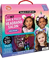 My Fun & Fuzzy Headband Salon by Klutz Jr