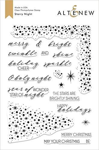 Altenew - Starry Night Stamp Set