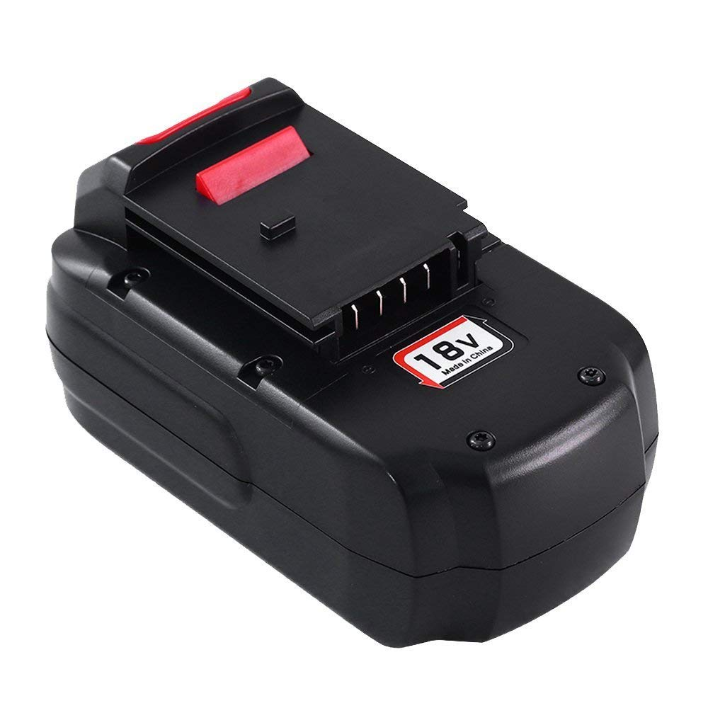 18V 3.0Ah for Porter Cable PC18B PC18BL PC18BLX Tool 18Volt Lithium NIMH Battery