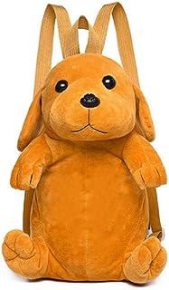 犬 ぬいぐるみ リュック 動物 わんこ わんちゃん バックパック 赤ちゃん かわいい 調節可能 ショルダー ストラップ 乳児 幼児 幼稚園 少年 少女 1歳 一升餅 (ダックス)