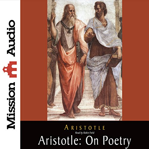 Aristotle: On Poetry cover art