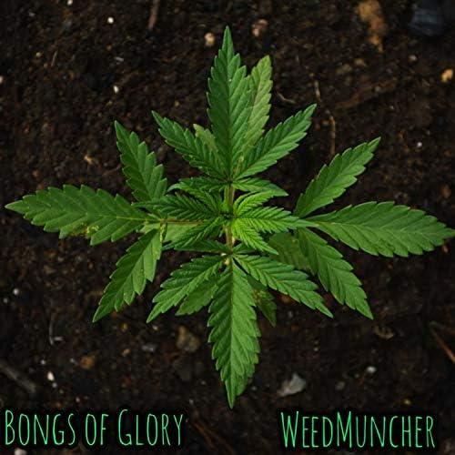Bongs of Glory feat. Jarrod A. Freeman, Triptekt, Swallowing Razorblades for the emotionally deceased & CNR∆STN