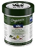 Söll 16246 Organix Super Kelp Tabs - Süß- und Meerwasser