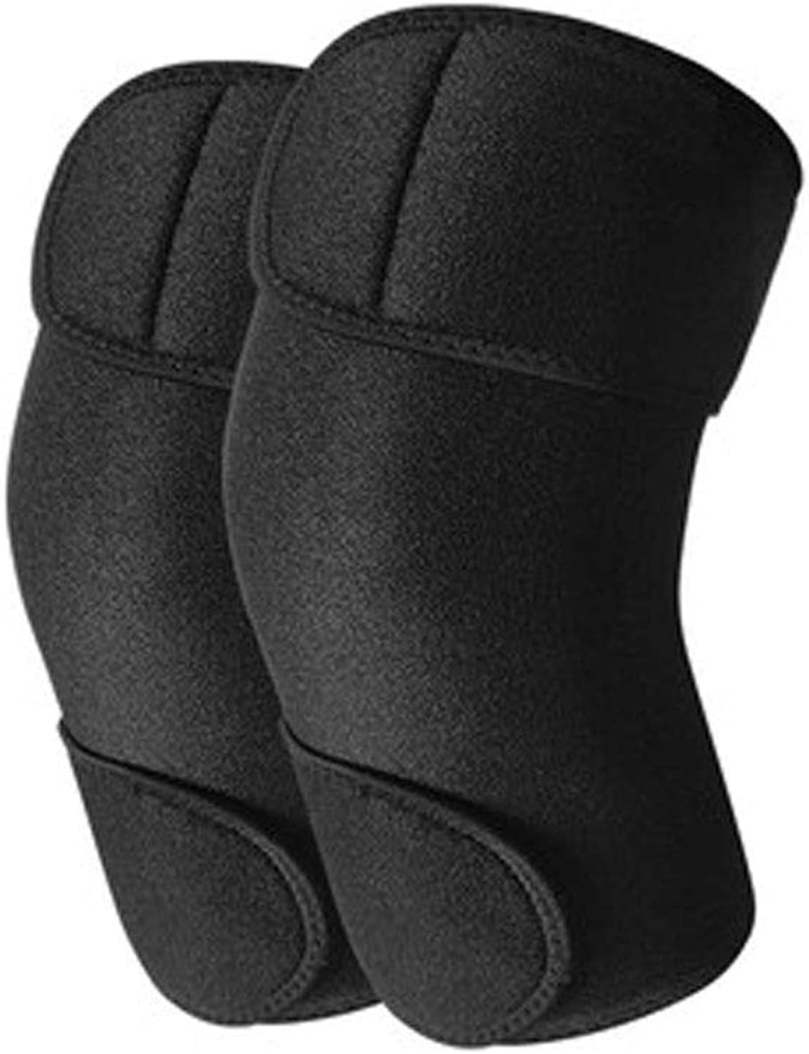 WBBHX Kneepads, Warm Knee Pads, Winter and Summer Warm Leggings for Men and Women Riding Electric Motorcycle Thick Windproof Knee Pads