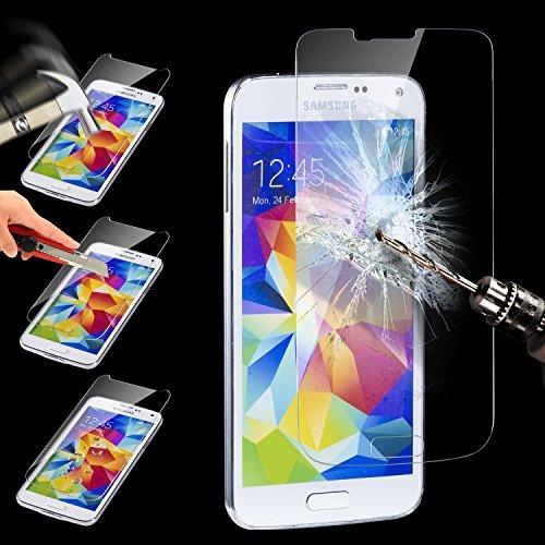 Galaxy Wireless Temper Glass Screen Protector Compatible for Galaxy S7 Temper Glass Ballistic Nano Tempered Glass Screen Protector - Scratch Free Temper Glass Gel Case For Galaxy S7