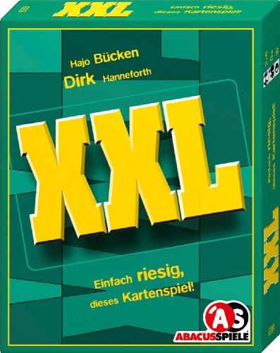 ABACUSSPIELE 08963 - XXL, Kartenspiel