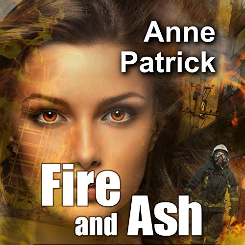 Fire and Ash audiobook cover art