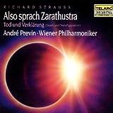 Strauss: Also Sprach Zarathustra / Tod und Verklarung (2002-05-03)