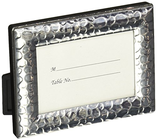 "Artisano Designs ""Capture Elegance Photo Frame/Place Card Holder, Mini"