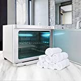 Large Spa Hot Towel Warmer or Bath Towel Warmer, Easy to Use Heated Towel Heating Warmer.