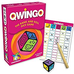 Image of Gamewright Qwingo - The...: Bestviewsreviews