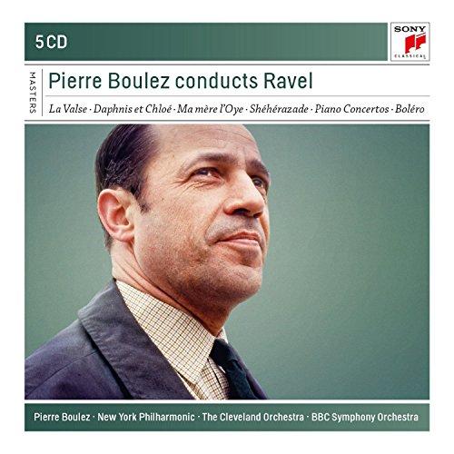 Ravel: Bolero E Altri Lavori Per Orchestra [5 CD]