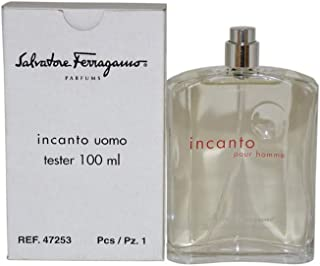 Salvatore Ferragamo Incanto Men's 3.4-ounce Eau de Toilette Spray (Tester)