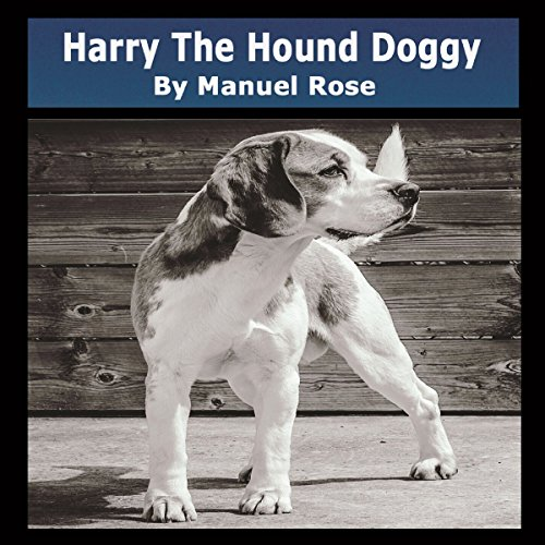 Harry the Hound Doggy audiobook cover art
