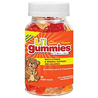 Mama S Select Li L Gummies Kids Complete Multivitamin And