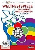 Ddr in Originalaufnahmen-Weltfestspiele [2 DVDs]