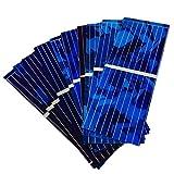 NEYOANN 100 Unids Cargador de BateríA Diy de la CéLula Solar...