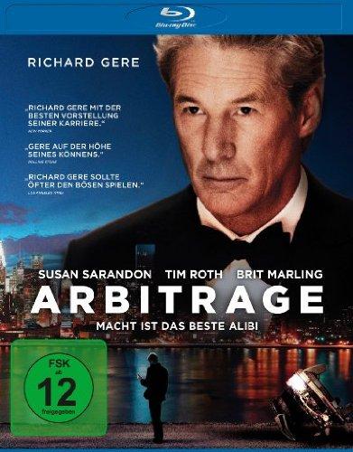 Arbitrage [Blu-ray]