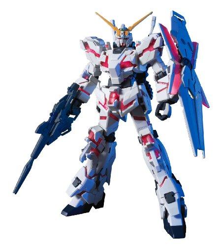 Bandai Hobby #100 RX-0 Unicorn Gundam (Mode destrui), Figurine d'action Bandai HGUC