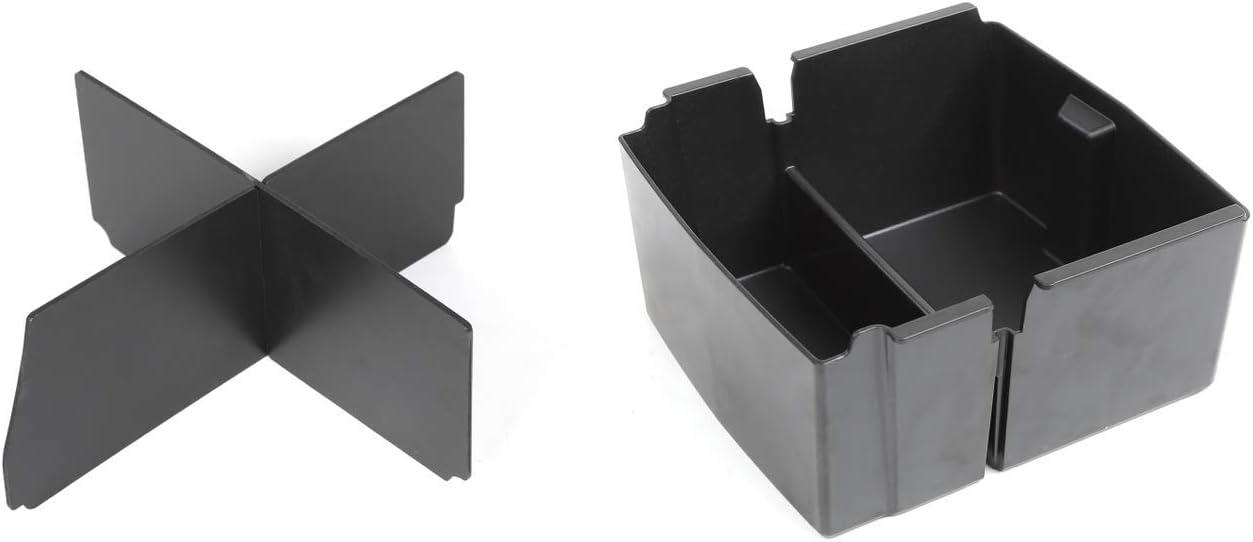 Nicebee 2pcs Set ABS Central Armrest Sale Box Storage Hol Max 70% OFF + Organizer