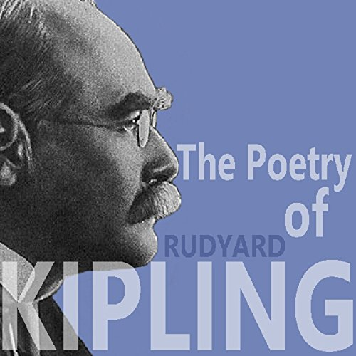 The Poetry of Rudyard Kipling audiobook cover art