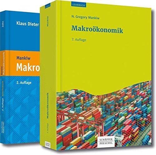 Paket Makroökonomik: Paket Lehrbuch plus Arbeitsbuch
