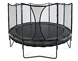 double bounce alleyoop trampoline amazon page