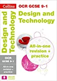 GCSE Design & Technology Grade 9-1 OCR Complete Practice and Revision Guide with free online Q&A flashcard download (Collins GCSE 9-1 Revision)