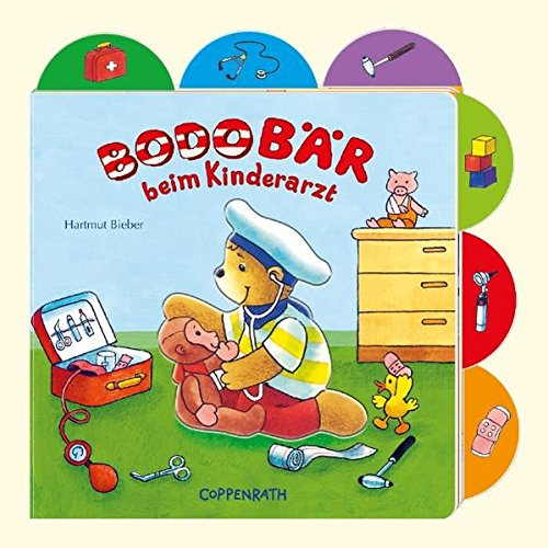 Bodo Bär beim Kinderarzt (Bücher für die Kleinsten)
