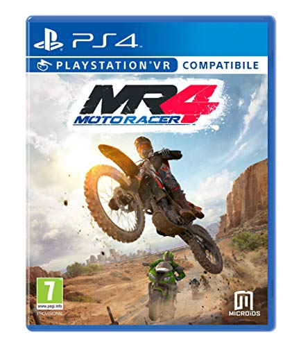 Moto Racer 4 (Compatible con VR)