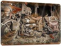 SHanguoYレトロおかしい金属錫サイン12x 16インチ(30 * 40 cm)ブリキ看板スイミングプール警告通知パブクラブカフェホームレストラン壁の装飾アートサインポスター(0010w12)