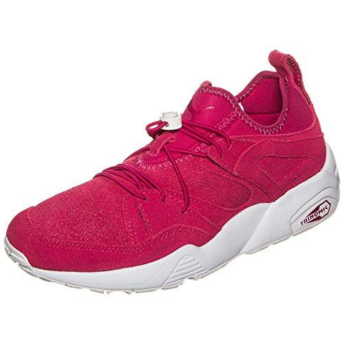 PUMA Blaze of Glory Soft, Scarpe da Ginnastica Basse Donna, Rosa (Pink Pink), 40 EU