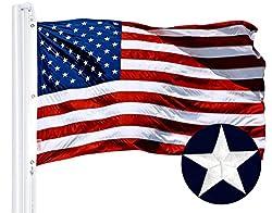 Image of G128 American Flag 5x8 ft...: Bestviewsreviews