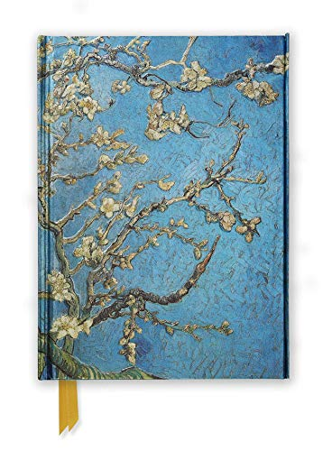 Almond Blossom by Van Gogh Foiled Journal