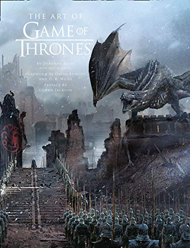 Editions, I: Art of Game of Thrones