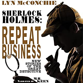 Sherlock Holmes: Repeat Business cover art