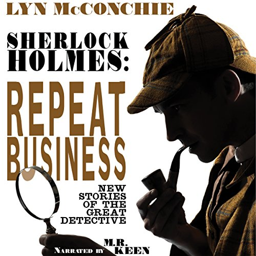 Sherlock Holmes: Repeat Business audiobook cover art