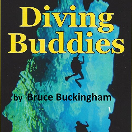 Diving Buddies audiobook cover art