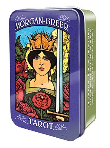 Greer, B: Morgan-Greer Tarot in a Tin
