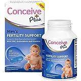 Best Fertility Pills For Men - Conceive Plus Men's Fertility Supplements: Increase Testosterone Review