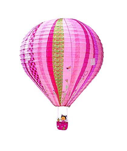Lilliputiens 86592 - Liz Papierlaterne, Spieltruhe, 42 cm, Mehrfarbig