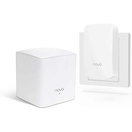 Tenda Nova Mw5 Wlan Mesh System Als Komplettlösung Computer Zubehör