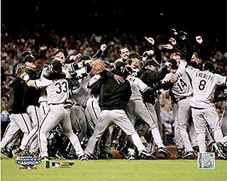 Chicago White Sox 2005 World Series Celebration Photo (Size: 8